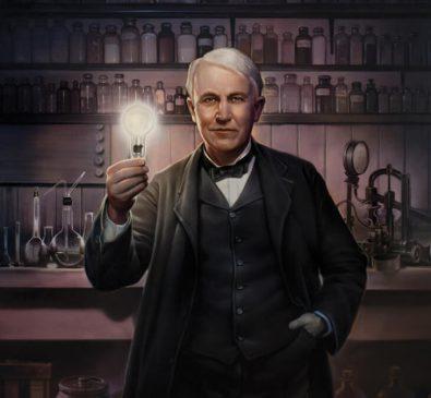 موفقيت از ديدگاه توماس اديسون