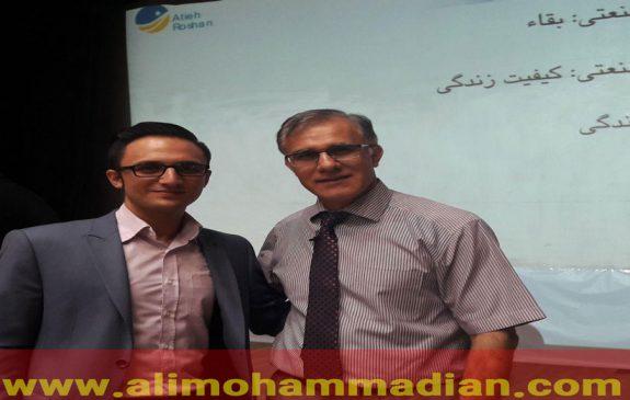 مصاحبه با دکتر علی صاحبی